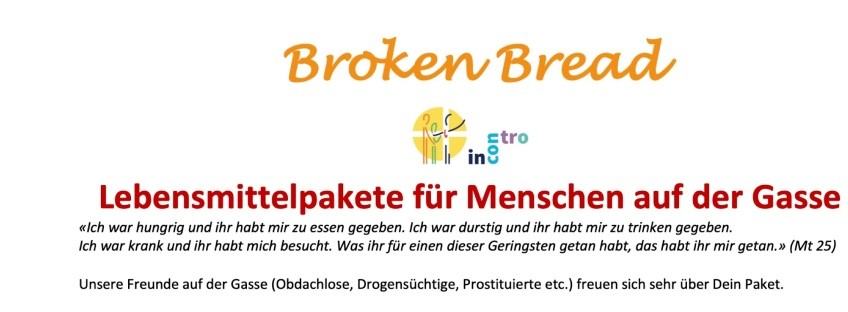 BrokenBread Logo